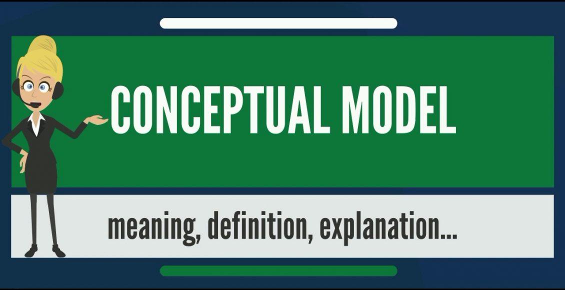 مدل مفهومی در پژوهش- دکتر مریم نظری
